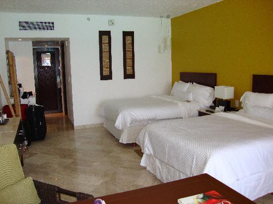 The Westin Resort Spa Cancun Room 2515 Royal Beach Club