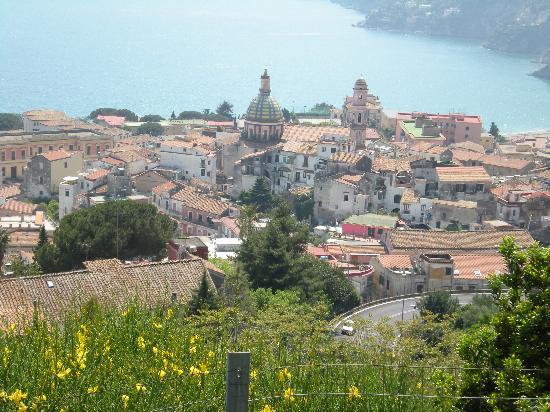 Vietri sul Mare, İtalya: Paese di Vietri