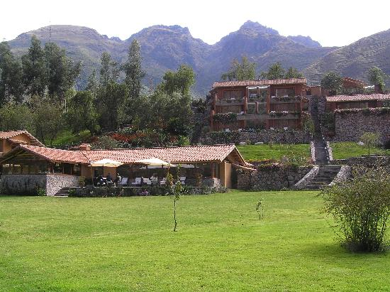 Belmond Hotel Rio Sagrado: Hotel grounds