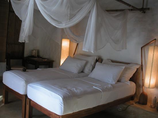 Six Senses Ninh Van Bay: Beach Ville Bedroom