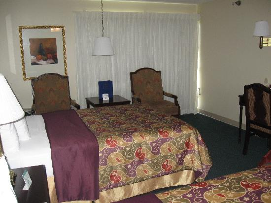 Best Western at Historic Concord: les lits