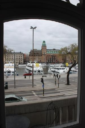 Hotel Esplanade: view from the double room 12