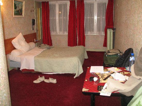 Tiquetonne: Una vista de la habitación 41