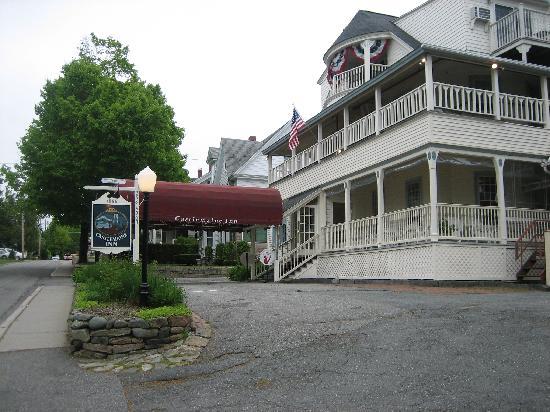 Bar Harbor Castlemaine Inn B&B: outside