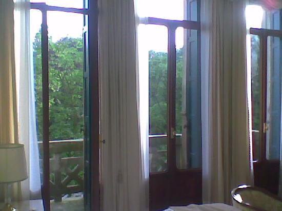 Hotel Des Bains, Venice Lido Resort: camera vista parco