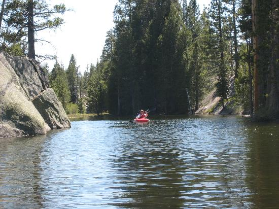 Bear Valley Ca >> Bear Valley Adventure Company Kayak Rental Picture Of Bear Valley