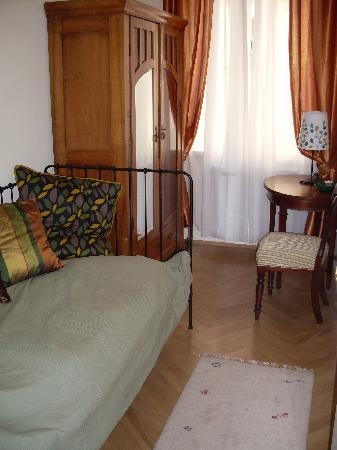Appartements Hermine: chambre 1 personne