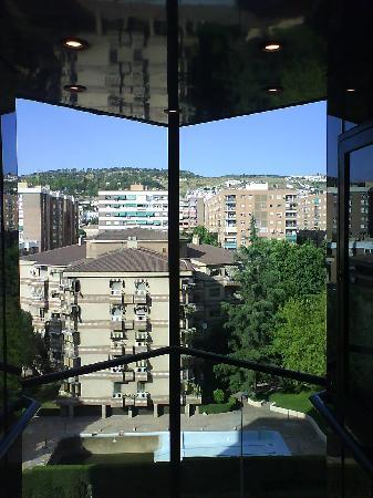 Saray Hotel: desde el ascensor