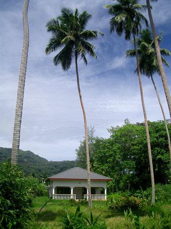 Seychellene: La Digue Island