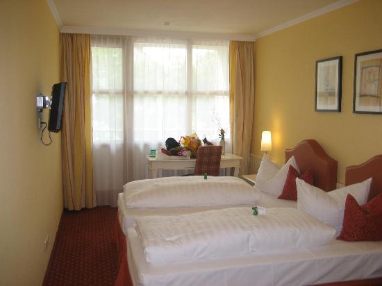 Parkhotel Brunauer: Hotel room