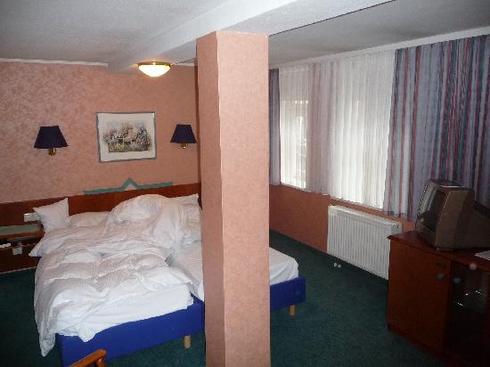 Göbel´s Sophien Hotel: The room
