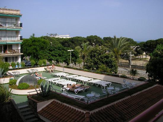 Sumus Hotel Monteplaya: hotel monteplaya