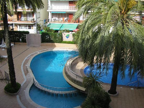 Sumus Hotel Monteplaya: hotel monteplaya swiming pool