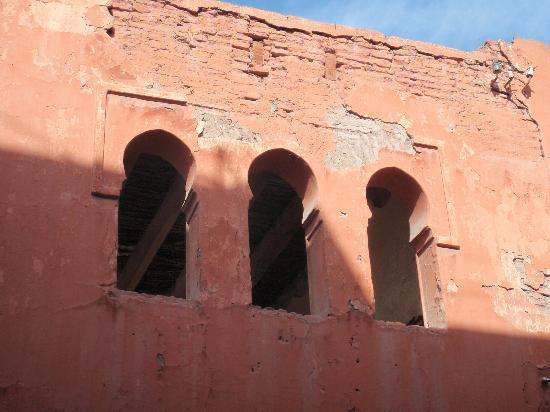 Riad Bamaga Hotel: belle façade de Marrakech