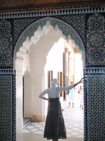Riad Bamaga Hotel: Le palais BAHIA, une extase...