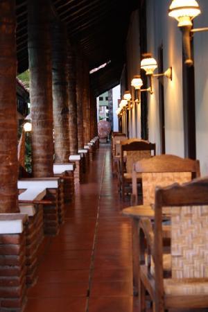 Rumah Palagan Yogyakarta : room terraces