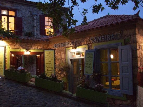Sansibal Restaurant : Sansibal