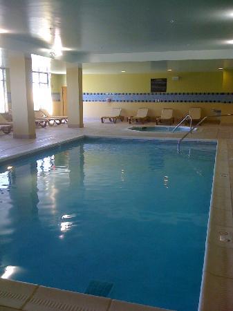 Hampton Inn & Suites Indianapolis-Airport: pool