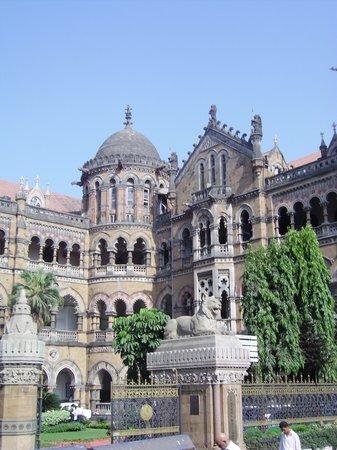 Mumbai (Bombay), India: VictoriaTerminus, Mumbai