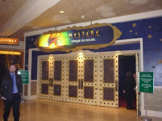 Mystere Treasure Island Box Office