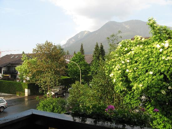 Hotel Hilleprandt: View from the balcony