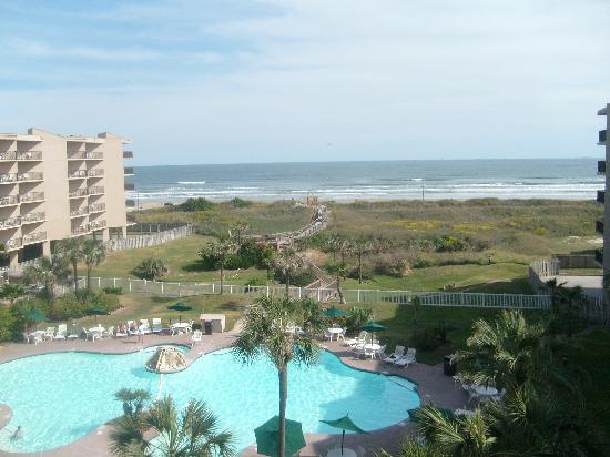 Sandcastle Condominiums & Conference Center: Beautiful view