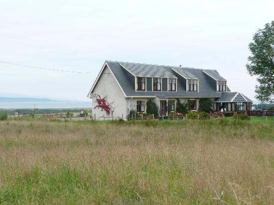 Dornoch, UK: whole first floor is lounge and breakfast room