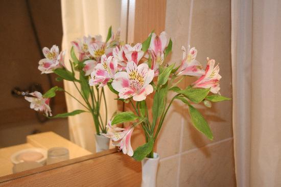 Hotel Real Palacio : Bonito detalle en el baño
