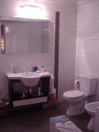 B&B Plaza Italia : Bathroom