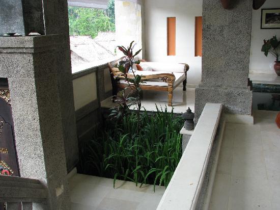 Viceroy Bali: balcony