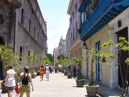 Havana, Cuba: Paseando La Habana I