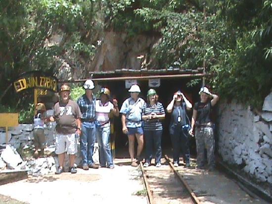 ברברטון, דרום אפריקה: Underground Mining Tours