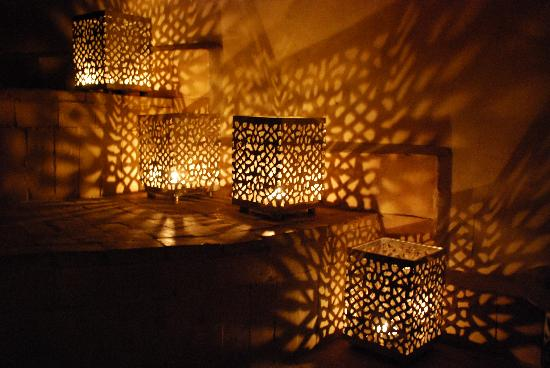 Candles In The Bedroom At Night Picture Of Riad Zolah Marrakech Tripadvisor
