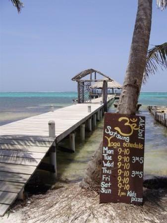 Ak'bol Yoga Retreat & Eco-Resort: The Beach