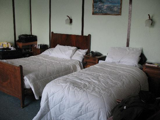 Coolcower House: Our room