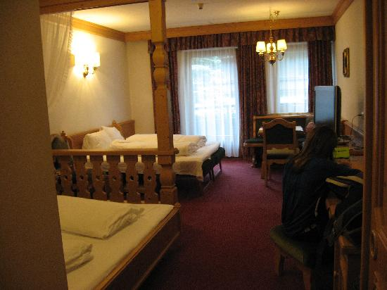 Berghof: Our room