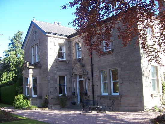 Inveran Lodge: Front of House