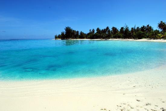 Bora Bora Pearl Beach Resort & Spa: Lagon Pearl Beach Resort Bora Bora