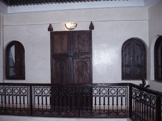 Riad Al Rimal: Interieur riad