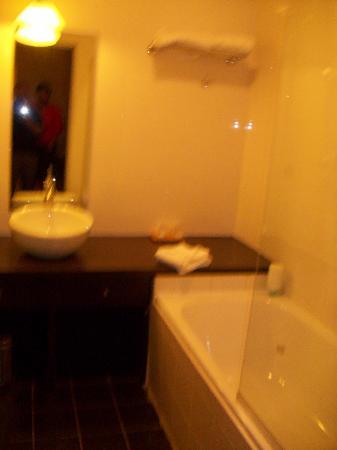 Park & Suites Elegance Lognes : Salle de bain
