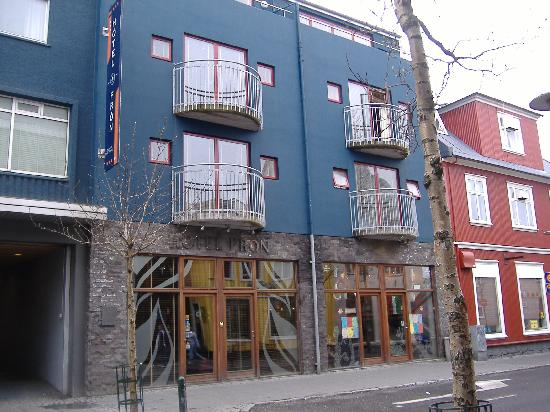 Hotel front picture of hotel fron reykjavik tripadvisor for Hotel fron reykjavik