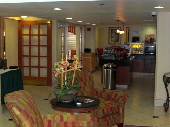 Fairfield Inn Scottsdale North: hotel's hall
