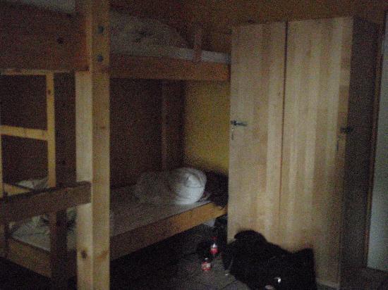 Schlafmeile Hostel: Dorm room