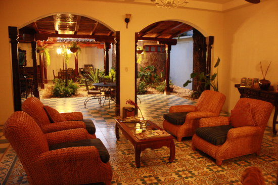 La Islita Boutique Hotel: courtyard1
