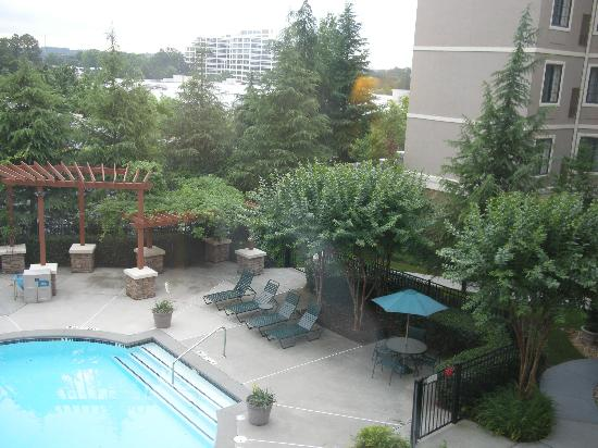 Staybridge Suites Atlanta - Perimeter Center East: Pool and Jacuzzi