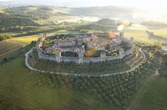 Hotel Monteriggioni Italy