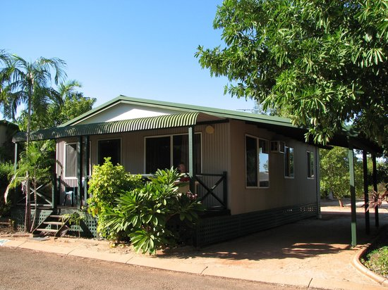 Palm Grove Holiday Resort : Our house