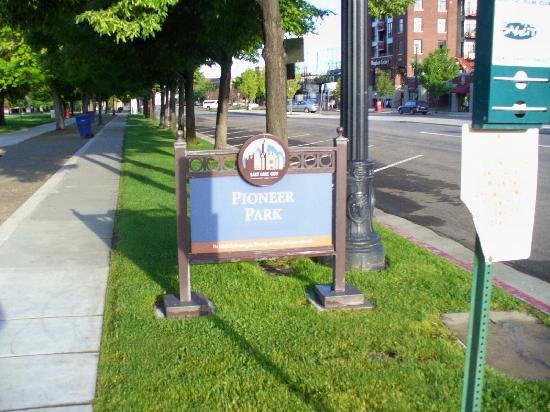 Residence Inn Salt Lake City Downtown: grounds