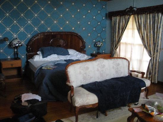 D'Nest Inn: Lovely room