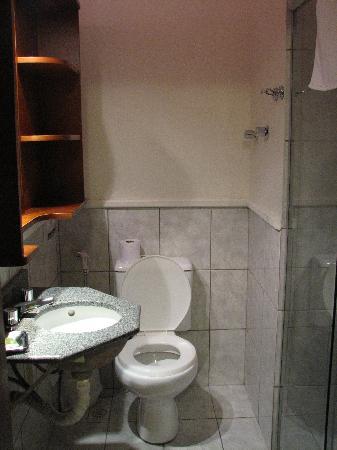 Pousada Aguia Branca: bathroom